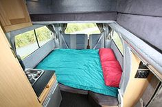 Adventure campers 3-berth. Loads of windows/ automatic/gas and electric heaters/only 5.5 meters