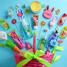 Fill every Easter basket with fragrance!