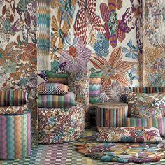 missoni textiles - Cerca con Google