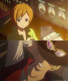 Sabo & Koala [One Piece film gold] AAAAAAAAAH! HYYYYPPPPEEE!!!!