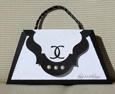 Ideas for Scrapbookers: Designer Gift Card Purse