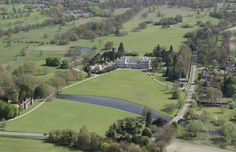 Audley End House aerial | by John D F