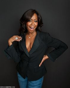 """Tichina Arnold, actress and singer. She is best known for the roles of Pam on the sitcom """"Martin"""" and for Rochelle on the sitcom """"Everybody Hates Chris. Most Beautiful Black Women, Amazing Women, Girl Celebrities, Beautiful Celebrities, Tichina Arnold, Gta San Andreas, Vintage Black Glamour, Black Actors, Pretty Black"""