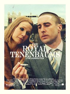 The Royal Tenenbaums for @Amy Lyons Lyons Branch Munn