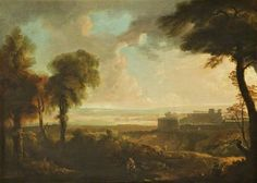 John Martin Italian Landscape - The Largest Art reproductions Center In Our website. Low Wholesale Prices Great Pricing Quality Hand paintings for saleJohn Martin Glasgow Museum, Walker Art, John Martin, Popular Art, Art Uk, Large Art, Landscape Art, Landscape Paintings, Art Reproductions
