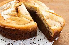 Brownies cheesecake