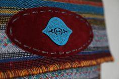 Τσάντα Large Clutch από υφαντό από την Ταϊλάνδη που συνδυάζει το bohemian με το ethnic στυλ.   Ethnic Clutch Bag #Boho Handwoven Clutch #Tribal Large Clutch Bag #Thai Clutch Bag #Oversized Clutch #Aztec Bag Bohemian Chic Fashion, Boho, Large Clutch Bags, Ethnic, Hand Weaving, Fabric, Handmade, Etsy, Style
