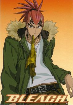 HD Wallpaper And Background Photos Of Renji For Fans Bleach Anime Images