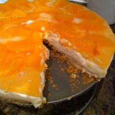 Orange Cheesecake - 4 syncs per portion!