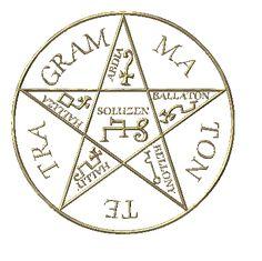Acbal's Moon: Magic Circles and Sigils