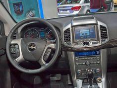Chevrolet Captiva (2013)