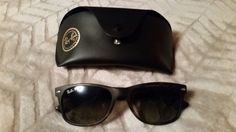 Authentic Ray-Ban New Wayfarer polarized