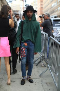 STREET STYLE SHOTS: NEW YORK FASHION WEEK PART 6