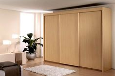 Buy Rauch Imperial Sliding Wardrobe - Front with Wooden Decor online by Rauch from CFS UK at unbeatable price. Sliding Wardrobe Doors Uk, 2 Door Wardrobe, Wardrobe Furniture, Bedroom Furniture, Bespoke Furniture, Furniture Design, Furniture Ideas, Wardrobe Design, Wooden Decor