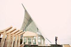 The Ritual chapel, Bali | Jamie and Gidania's Bali Wedding at Alila Villas Uluwatu