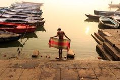 Holy Bath Photo by Raja Subramaniyan — National Geographic Your Shot