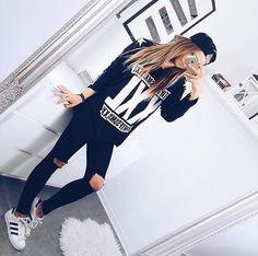 Outfits en color negro