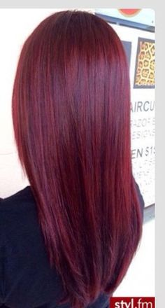 Love this red