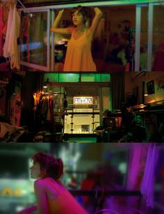 Enter the Void #cinematography