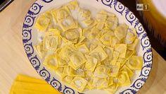 La ricetta dei ravioli di patate e mortadella di Alessandra Spisni del 27 gennaio 2014 - La prova del cuoco