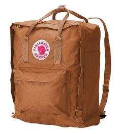 Fjallraven Classic Kanken Backpack Bag - Brick