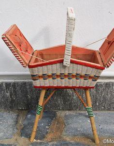 Mobilitare.it-swing basket I cesto cucito vintage