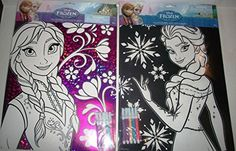Disney Frozen Anna & Elsa Coloring Sheets with Markers Disney http://www.amazon.com/dp/B00NN8TB7E/ref=cm_sw_r_pi_dp_db2Iub1XR4J3F