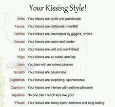 No one can french kiss like #aquarius (me)