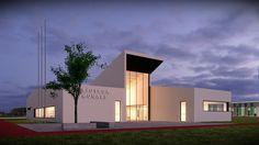 Nuova Biblioteca comunale, Concorso, Mirandola (MO)