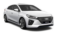 IONIQ, el nuevo coche híbrido de Hyundai para luchar contra las marcas japonesas