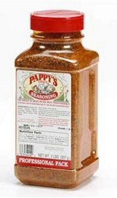 PAPPY'S Choice Seasoning Spice BBQ Rub 2 Pounds 1 Jar #Pappys