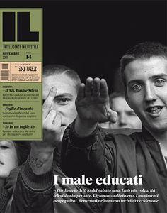 Editorial design - cover IL