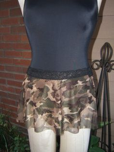 All Stretch Short Wrap Skirt for Dancers in by ASummersDream, $15.00
