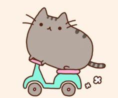 Check out all the awesome pusheen gifs on WiffleGif. Including all the cute gifs, cat gifs, and pusheen cat gifs. Nyan Cat, Chat Kawaii, Kawaii Cat, Pusheen Gif, Pusheen Stuff, Neko, Gifs, Gif Animé, Fat Cats