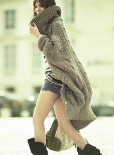 One fabulous sweater !!!
