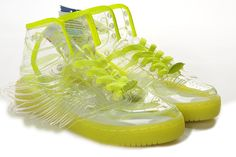 buy popular bd0dd bbc7f Jeremy Scott Wings 2.0 Shoes Green