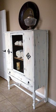 Revamp furniture on pinterest pine furniture furniture Revamp old kitchen cabinets