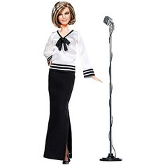 Barbra Streisand Barbie Collector Doll