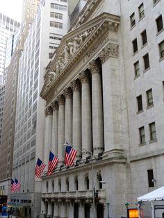 New York Stock Exchange, Lower Manhattan, NYC, www.RevWill.com