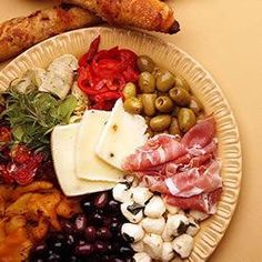 Antipasto Platter..we are friends!
