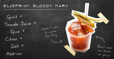 We pare down the basics for five variations of the iconic brunch cocktail: the Bloody Mary.