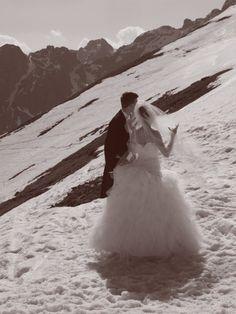 Married in Zakopane, Poland [Kasprowy's Wierch]