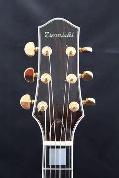 Guitar Luthier, Gary Zimnicki