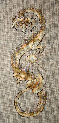 Sun Dragon by Teresa Wentzler