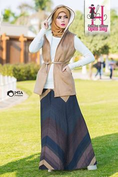 maxi winter skirt hijab style, Winter hijab designs by amazing store http://www.justtrendygirls.com/winter-hijab-designs-by-amazing-store/