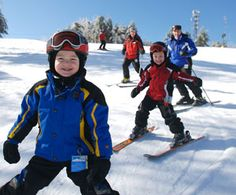 Enter to win and spend the day with the family on the slopes at beautiful Ski Liberty in Pennsylvania.