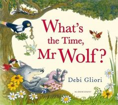 Read What's the time Mr Wolf and then play the game!