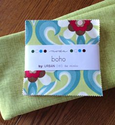 Moda Bake Shop: Turn On The Charm Placemats
