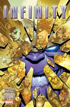 Infinity FCBD Cover by Jim Cheung