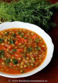 Romanian peas (mancare de mazare) DELICIOUS SIMPLE AND LOW GI FOOD AND CAN INCLUDE ANY TYPE OF MEAT IN IF YOU WISH. THIS IS SIMPLY A BASE FOOD AND THERE ARE VARIATIONS